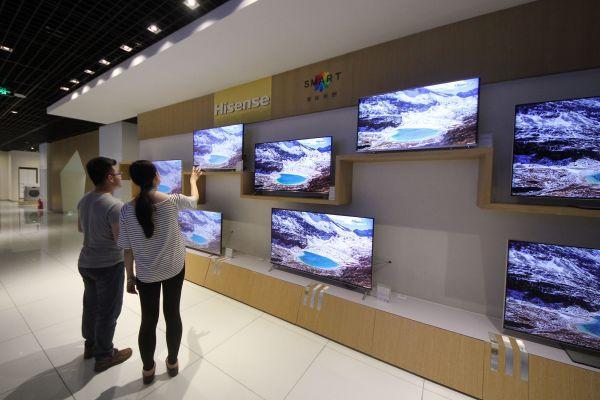 在这一领域 中国企业迅速崛起冲击韩国领先地位|海信集团|LG电子