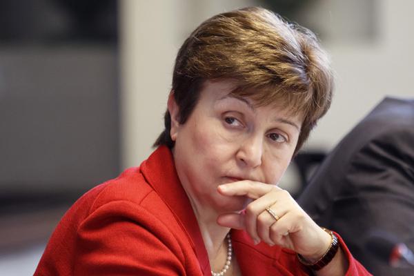 欧盟提名IMF新总裁候选人:现任世界银行首席执行官格奥尔基耶娃