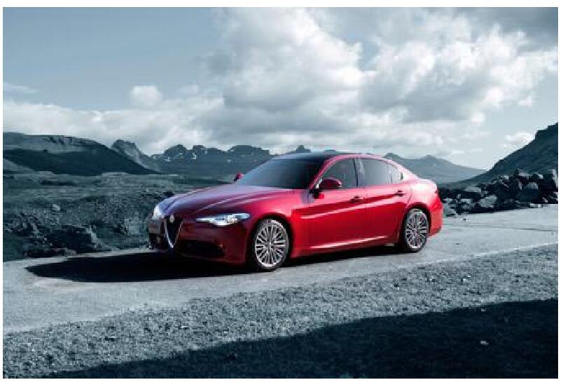 广州保利汽车发布阿尔法·罗密欧2019款新车