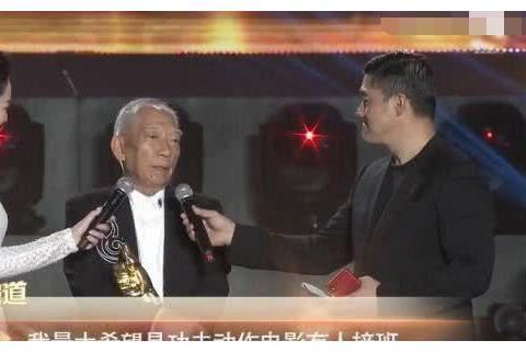 """袁和平""""砸场""""成龙:中国电影走出国际,李连杰李小龙是最佳典范"""