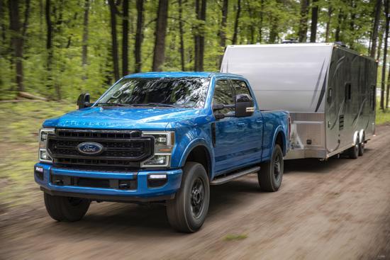 福特全新7.3L V8发动机最大436马力