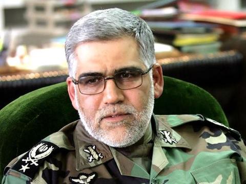 伊朗将领:波斯湾军事冲突可能性已降低