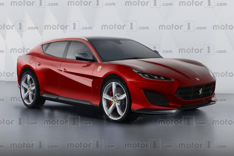 法拉利将推出2款新车 其中一款有望是SUV 兰博基尼Urus对手来了