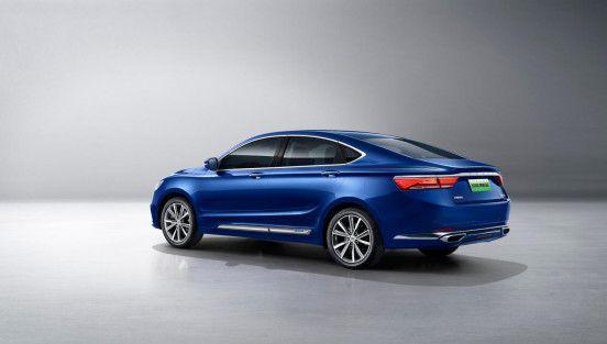 最强自主B级车 2020款博瑞G公布造型配置
