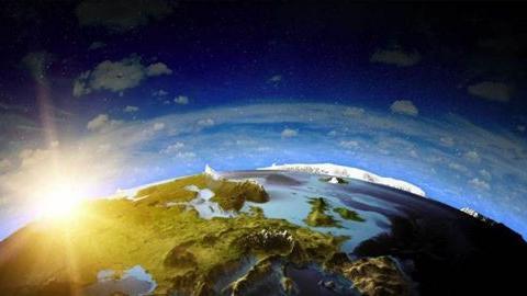 """美国国家航天局发现""""新地球"""",符合生命诞生条件,但仍有不足"""