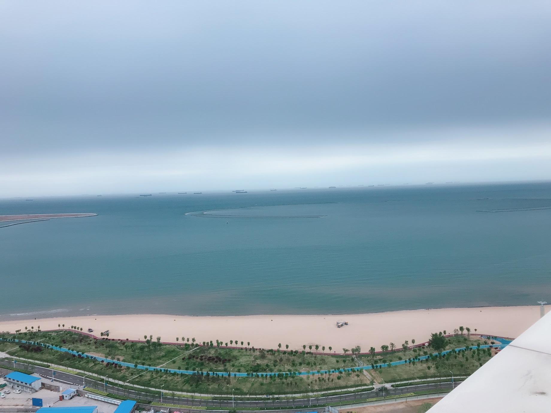 金梦海湾——海港区的新名片