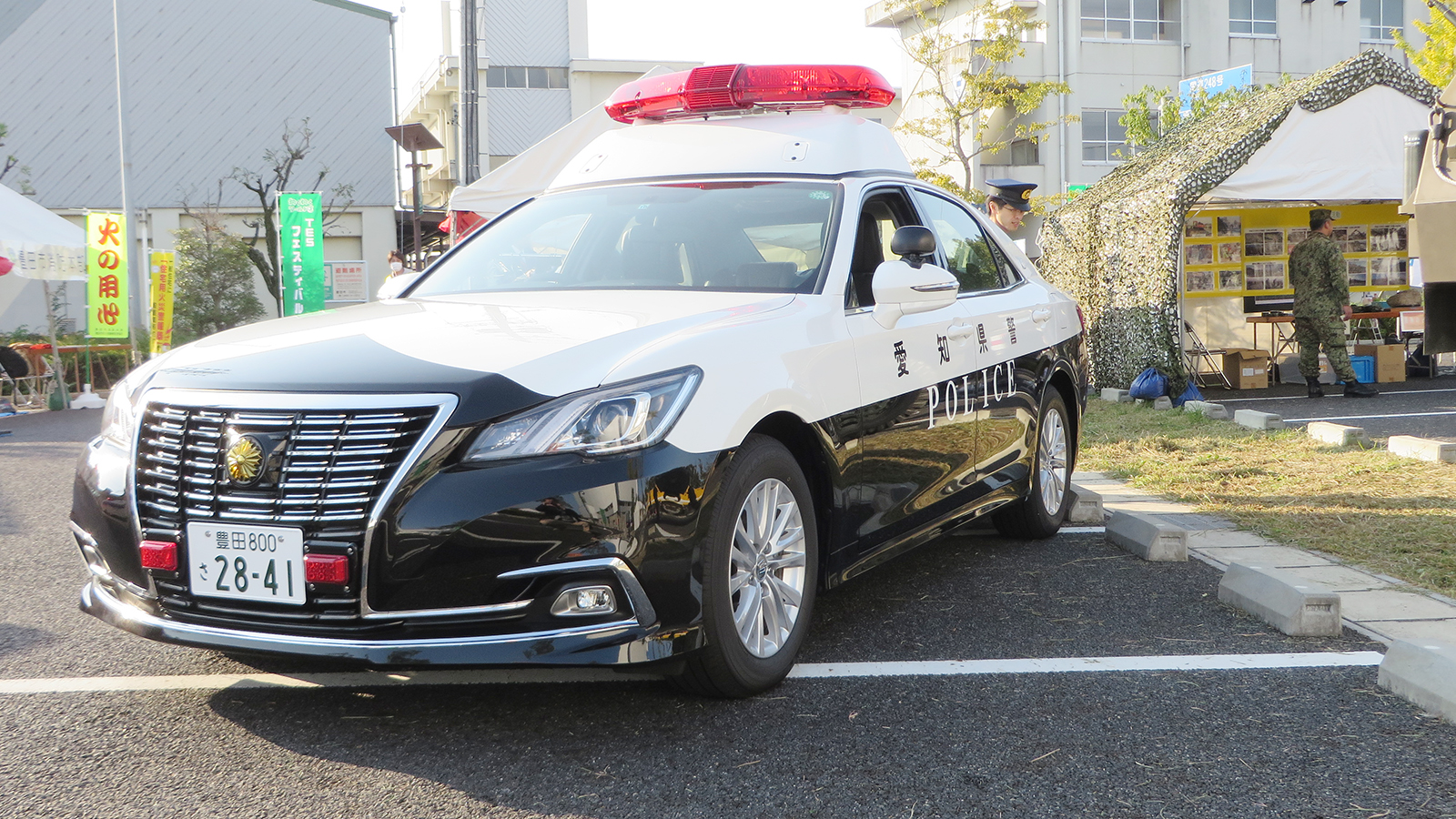RX-7、GT-R、NSX…日本警车你还真惹不起!