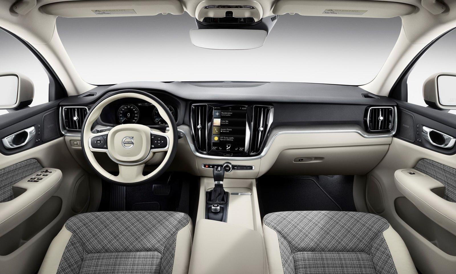 沃尔沃全新V60正式上市,售33.99-43.99万元