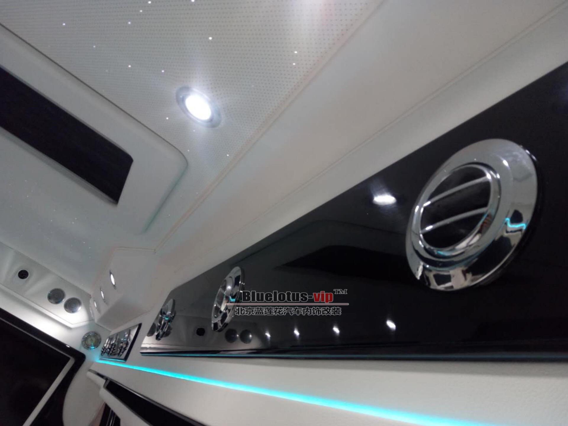 E350改装内饰-北京内饰改装工作室