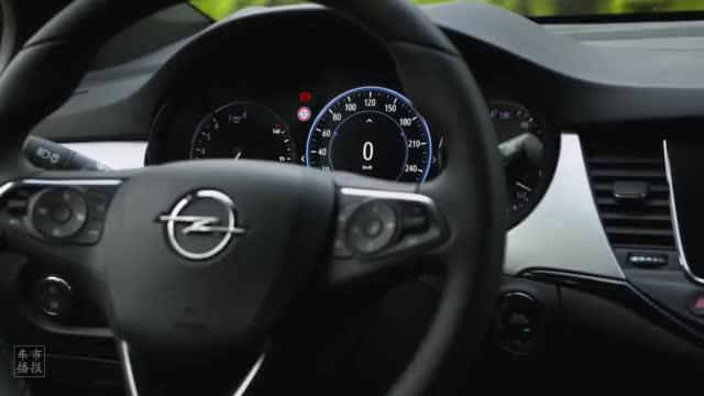 视频:汽车视频:2020款 欧宝 雅特 内饰