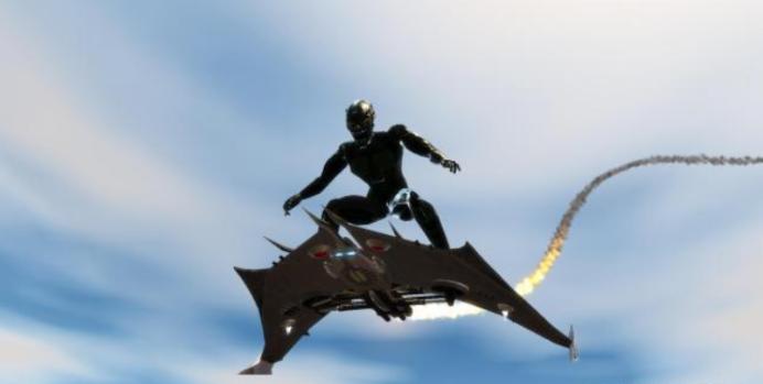 """法国""""钢铁侠""""飞跃英吉利海峡后 又爆正在开发飞行汽车"""