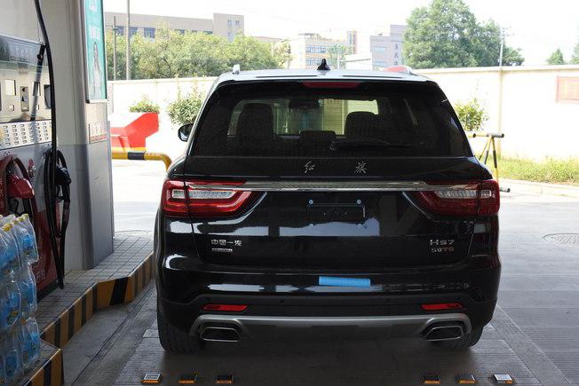全国首提红旗HS7,打开车门后,才明白放弃奥迪Q7是正确的!