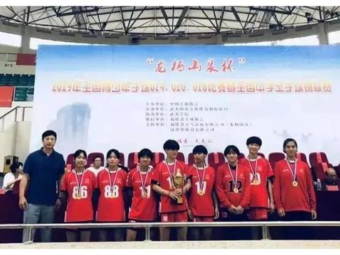 「蚌埠体育」蚌埠体校U16女子手球队首夺全国冠军!为她们鼓掌吧