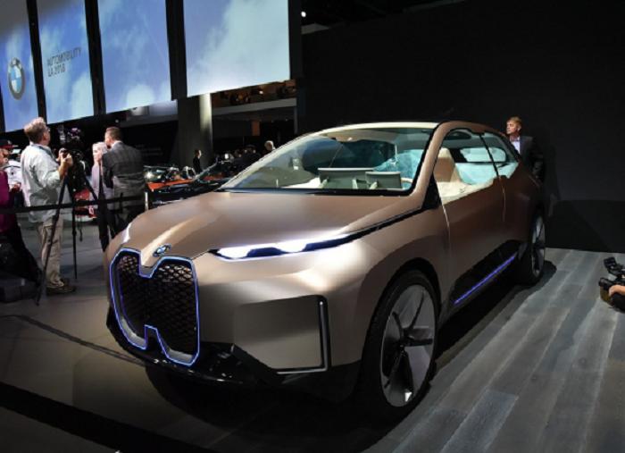 将在2021年上市的宝马i5纯电动SUV会有哪些黑科技?