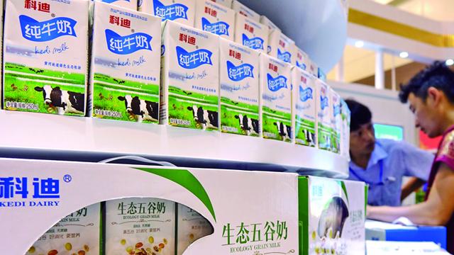 地方政府托底 科迪乳业终许诺清偿奶农货款