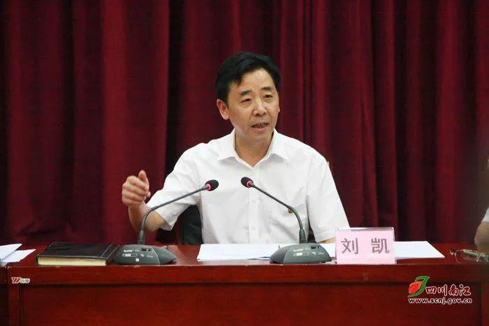 16岁工作的县委书记落马 曾就干部违纪连发五问|刘凯|县委办公室