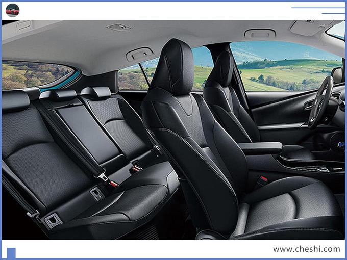 丰田新款普锐斯,升级5座,多项配置变标配,售价竟便宜这么多!