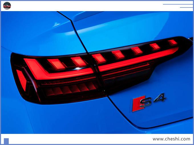 奥迪新款S4实车曝光!明年上市,搭3.0T混动引擎,或将入华国产