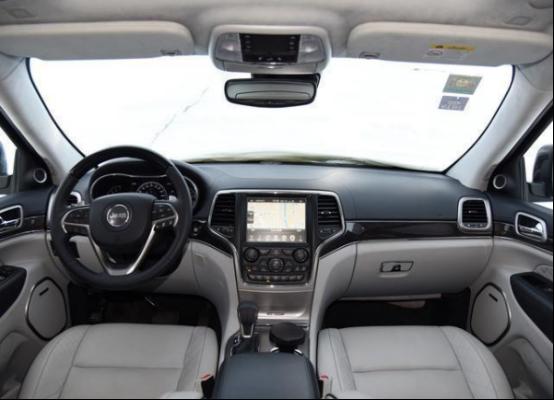 2019款Jeep大切诺基上市,售价52.99万元起