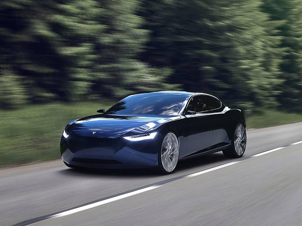 Fresco推出纯电轿车Reverie,本周开始接受预定