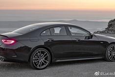 视频:2020年梅赛德斯-奔驰CLS 4Matic推出