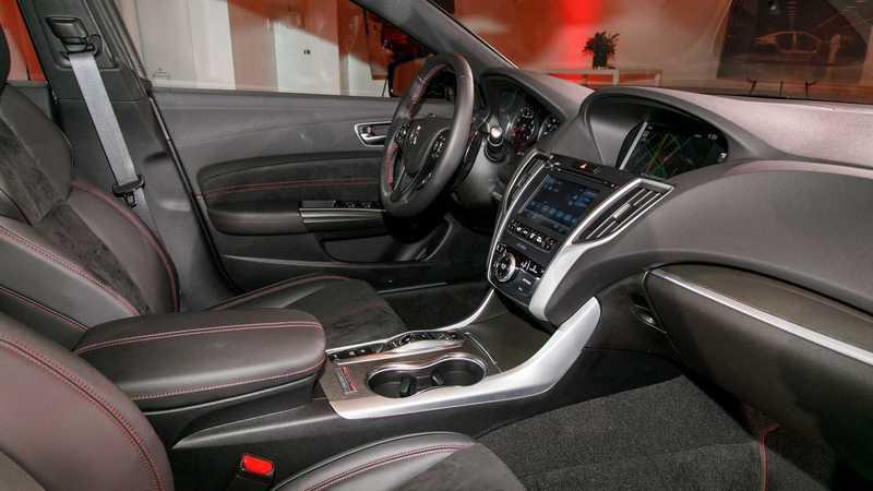 外观更加激进/动力更猛 讴歌官方发布TLX PMC限量版车型官图