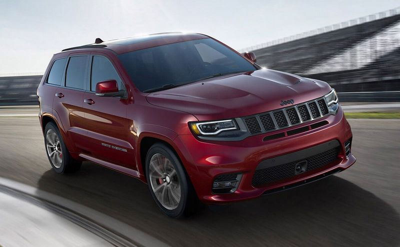 售价52.99万元起 2019款Jeep大切诺基上市