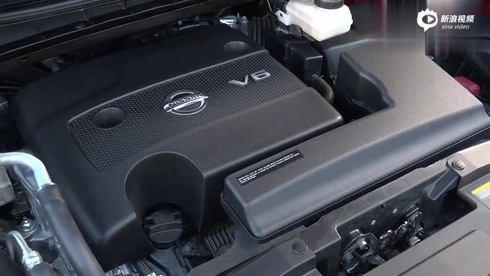 视频:2019款日产楼兰 日系大五座SUV