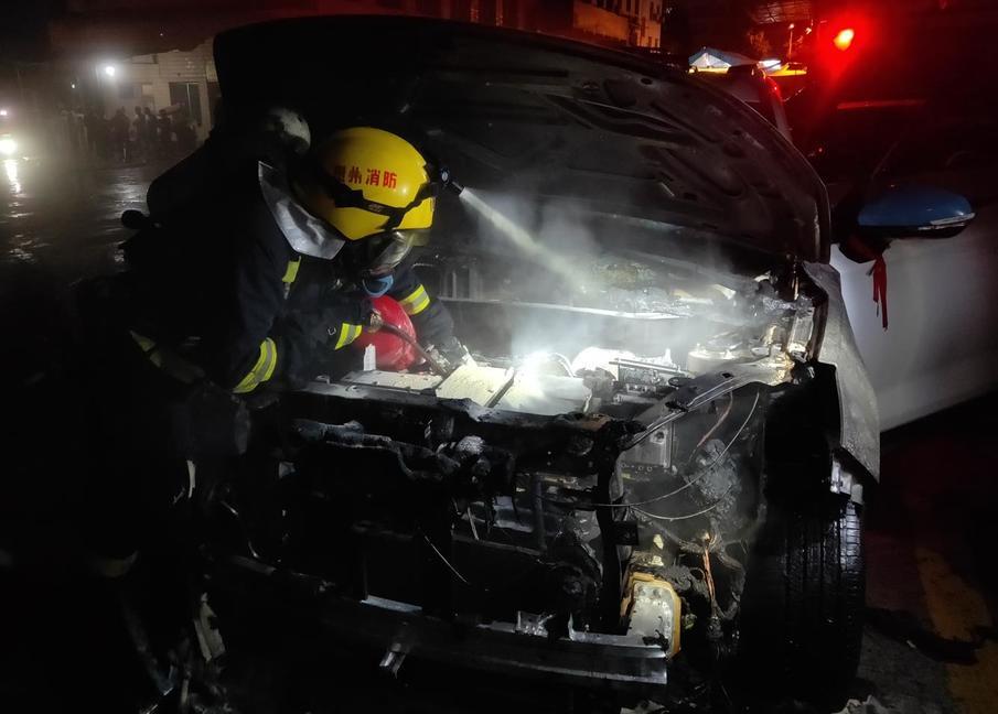 深度:猎豹CS9EV电动汽车燃烧事故技术解析图文版(下篇)