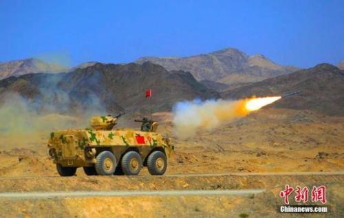 国际军事比赛防空导弹兵技能赛成绩出炉 中国队第一
