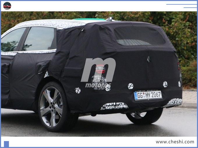 """现代高端SUV谍照,与宝马X5同级,内饰""""同款""""奔驰S级,即将入华"""