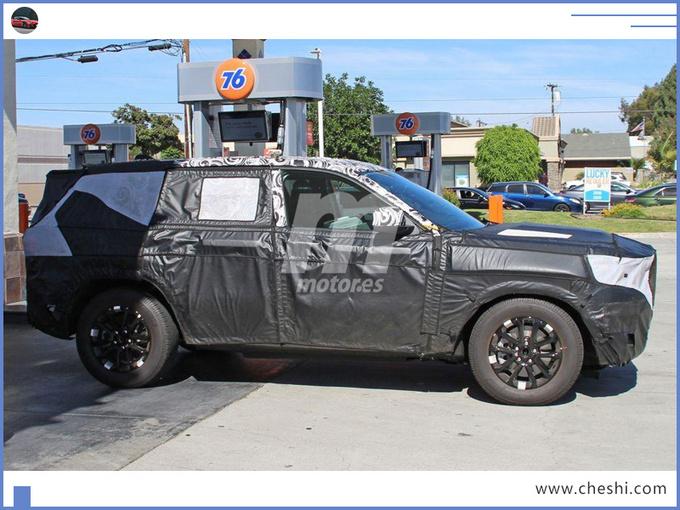 年内现身!Jeep全新大切诺基即将到来,尺寸还比奔驰GLE大