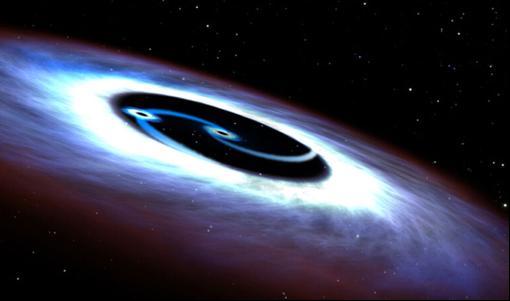 """霍金辐射异常频繁,宇宙或是超级硬盘,黑洞正在""""删除""""它?"""