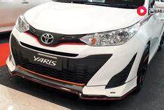 视频:汽车视频:2019款丰田致炫Yaris CVT。