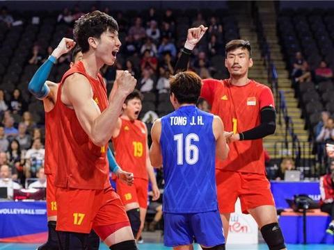 中国男排公布东京奥运资格赛名单 江川领衔一大将因病无缘参赛