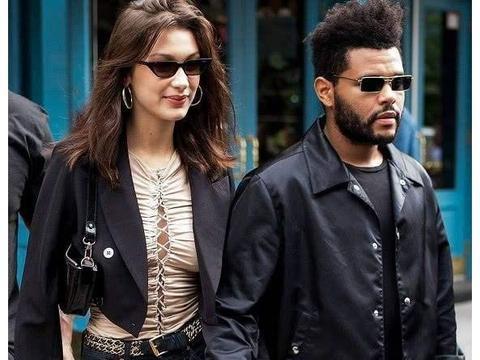 盆栽男孩The Weeknd又跟贝拉·哈迪德分手了!
