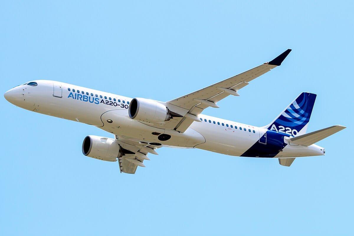 法航 - 荷航集团希望空客推出A220-500用于替代A320和737