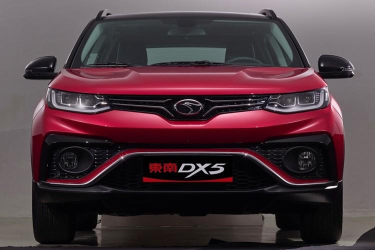 紧跟时尚潮流 东南DX5将9月份上市