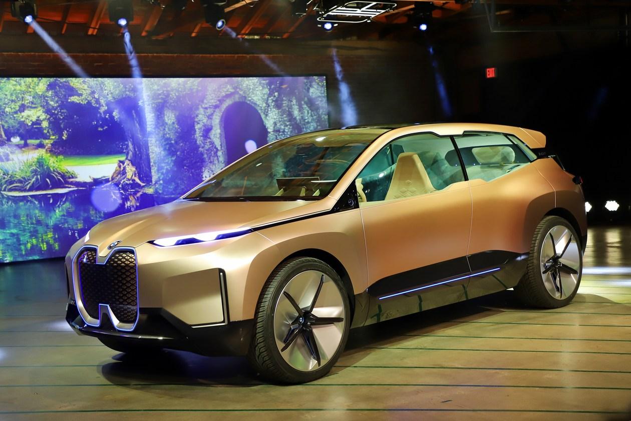 4年内将发布25款新车 宝马新能源汽车计划露出