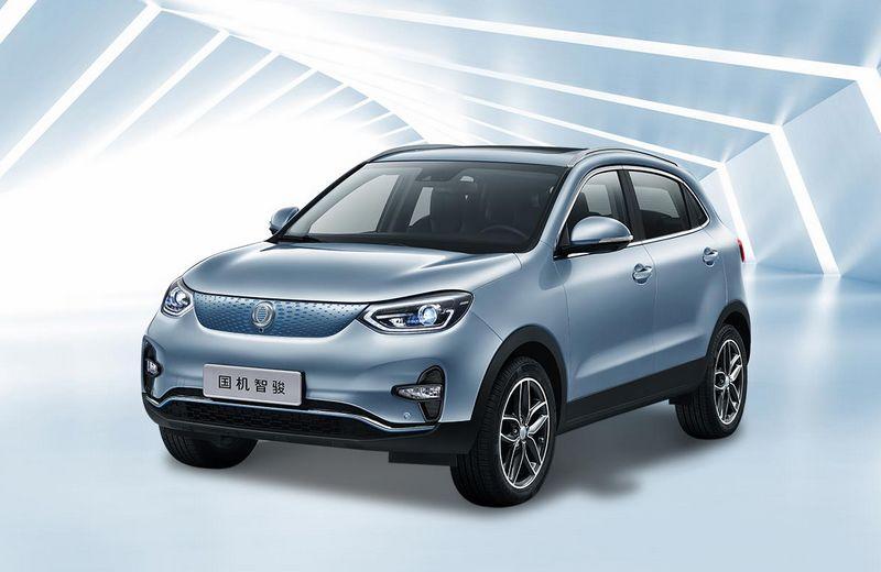 国机智骏首款车型GX5下线 预计四季度上市