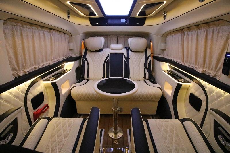 市面上哪款商务车做得最好,奔驰V级?丰田埃尔法?还是大众T6!