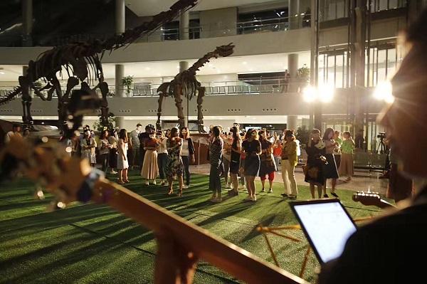 夜上海新指南 沪上首批夜间开放文旅场所名单发布 百余景区、美术馆、博物馆加入