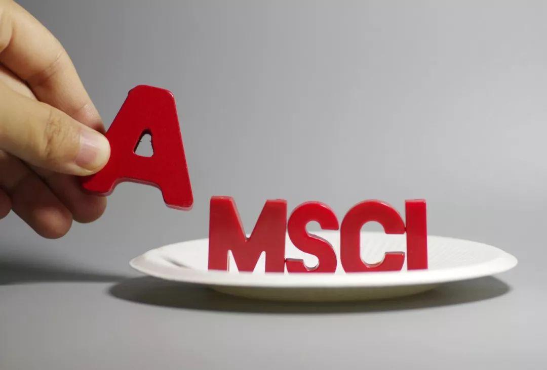 1600亿资金候场:A股入摩再扩容 MSCI主题基金或受益