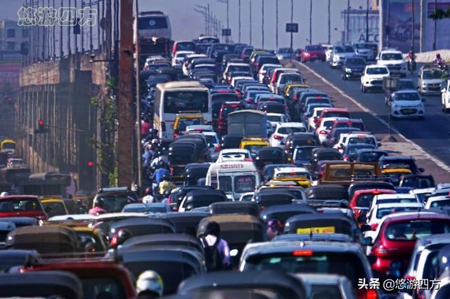 全球最拥堵城市堵成啥样?想超越上海还需要多久?