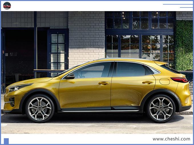 起亚全新跨界SUV,搭1.6L引擎,油耗大降,造型惊艳到想下单
