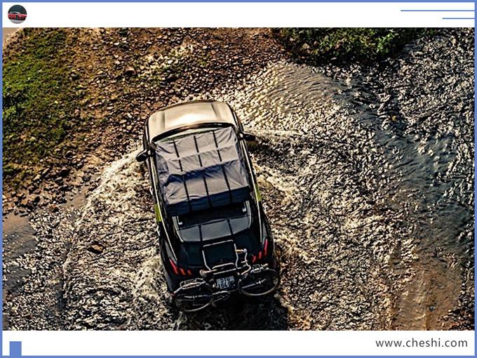 标致3008特别版实车!比日产奇骏硬派,原厂配越野胎,涉水过河全都能搞