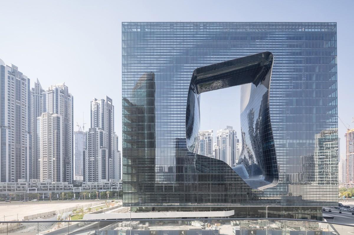 迪拜奥普斯酒店 / 扎哈·哈迪德建筑事务所