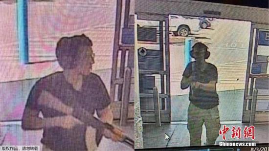 带上百人躲过枪击 美得州沃尔玛店员被誉为英雄|枪击|沃尔玛