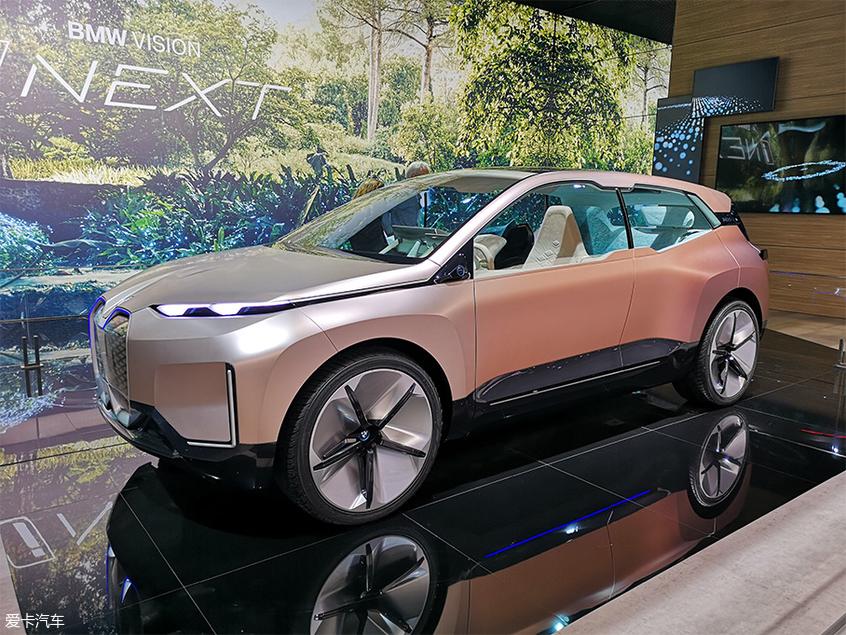 宝马新能源计划曝光 4年内将推25款新车