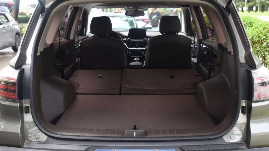 11.99万起,最实惠的合资SUV之一,空间够用吗?【实测】